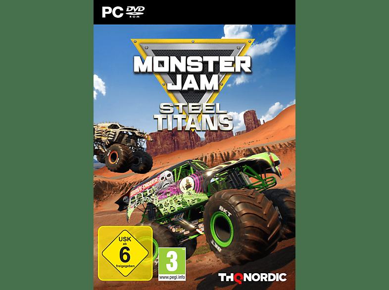 Monster Jam Steel Titans [PC]