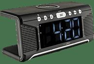 CALIBER HCG008Q Radio-Uhr (Schwarz)