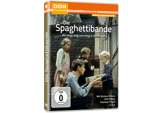 Die Spaghettibande DVD