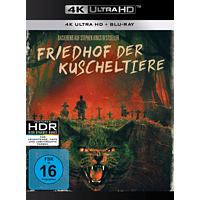 Friedhof der Kuscheltiere [4K Ultra HD Blu-ray]