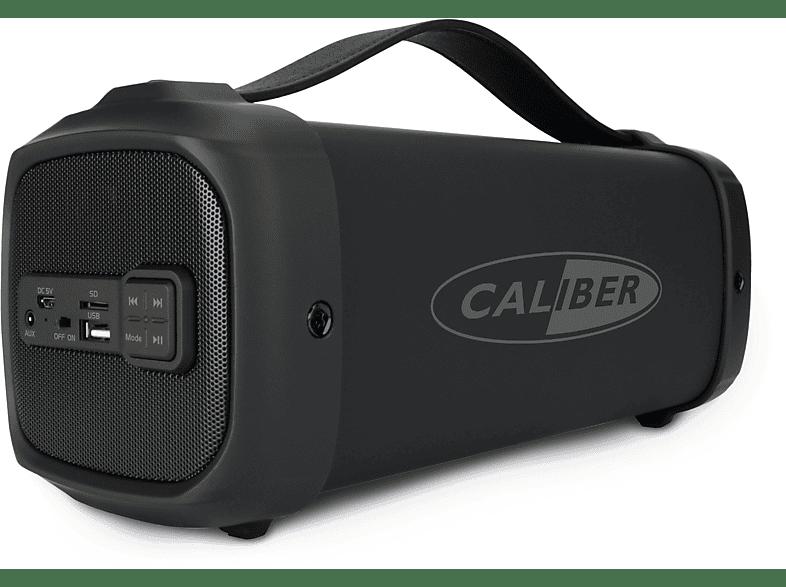 CALIBER HPG425BT Bluetooth Lautsprecher, Schwarz