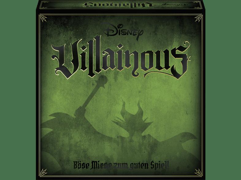RAVENSBURGER Disney Villainous Gesellschaftsspiele