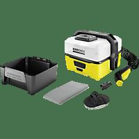 K?RCHER 1.680-004.0 OC 3 + Pet Box Druckreiniger, Gelb/Schwarz