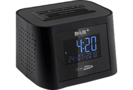 CALIBER HCG009DAB Radio-Uhr (Schwarz)
