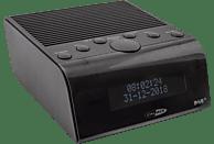 CALIBER HCG011DAB UHRENRADIO DAB+/FM DAB+ Radio (Schwarz)