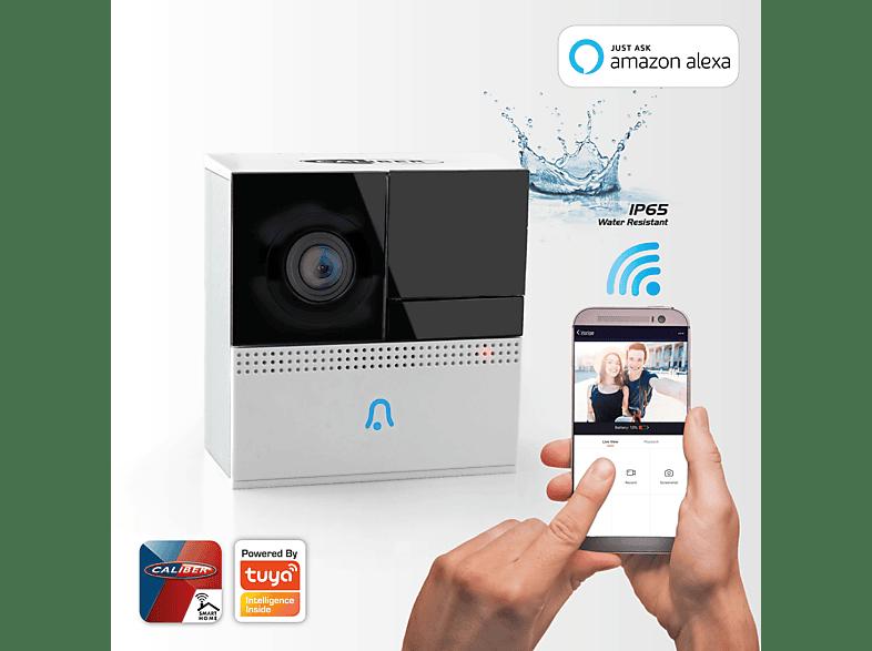 CALIBER Smart Video Doorbell Videotürklingel