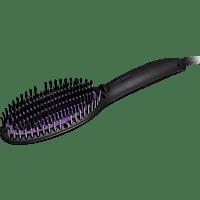 GLAMORISER GLA042 Straight & Smooth Haarglätter-Bürste,Temperaturstufen: Variabel)