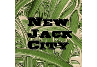 Mc Smoking Hot - New Jack City - (CD)