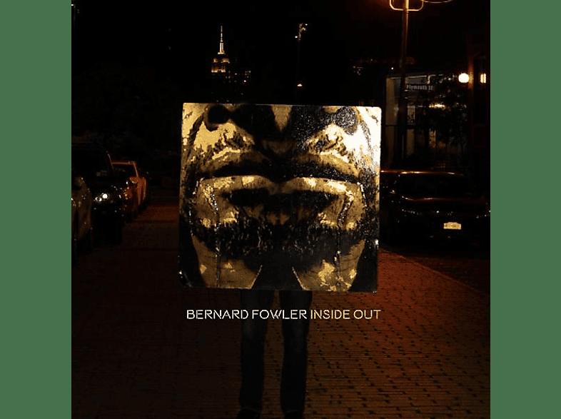 Bernard Fowler - Inside Out [CD]