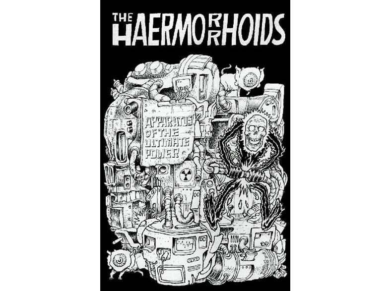 Haermorrhoids - Apparatus Of The Ultimate Power [Vinyl]