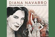 Diana Navarro - Coplas de Zarzuela (CD/DVD) [CD + DVD Video]