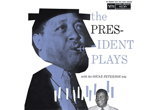 Oscar Trio Peterson - The President Plays With The Oscar Peterson Trio - (Vinyl)