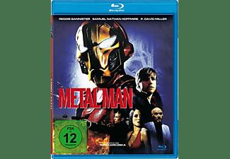 Metal Man Blu-ray