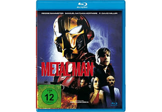 Metal Man - (Blu-ray)