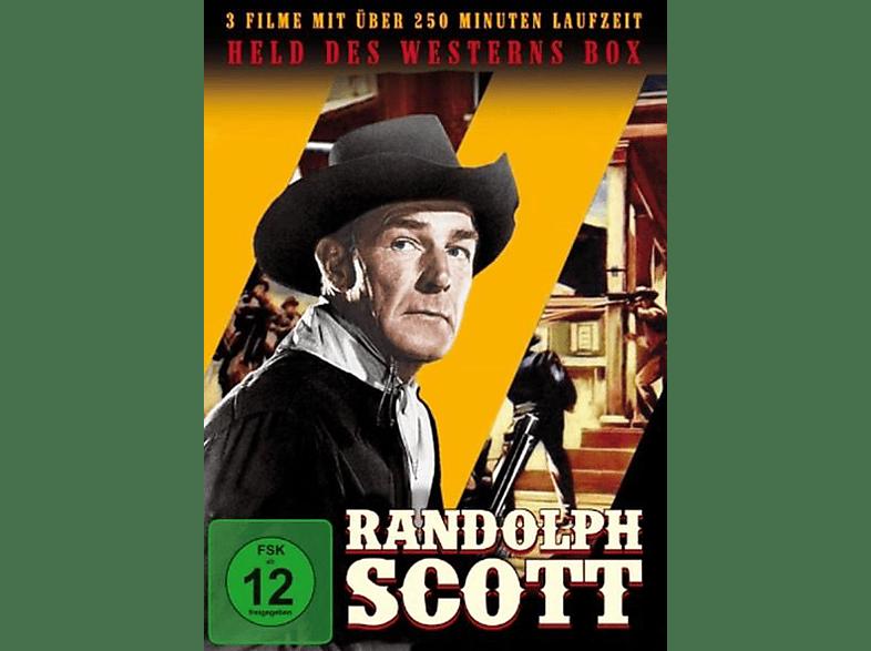 Randolph Scott: Held des Westerns [DVD]