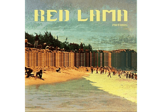 Red Lama - Motions (Black Vinyl) - (Vinyl)