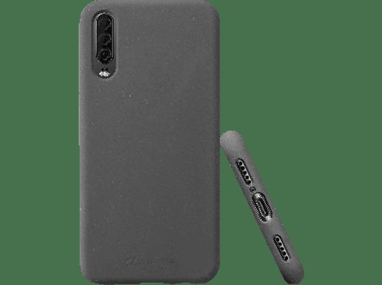 CELLULAR LINE Sensation , Backcover, Huawei, P30, Silikon, Schwarz