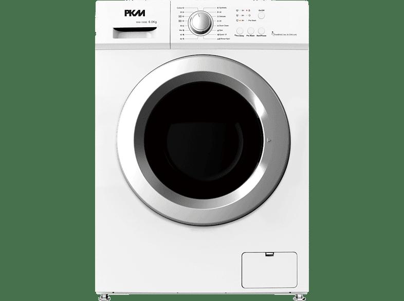 PKM WA6-1008E  Waschmaschine (6 kg, 1000 U/Min., A++)