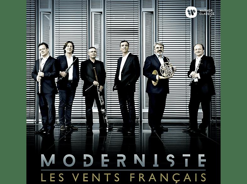 Les Vents Francais - MODERNISTE [CD]