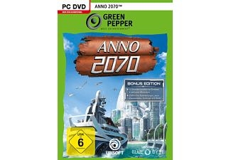 Anno 2070 Bonusedition - [PC]