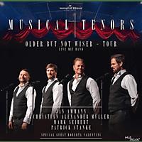 Jan Anmann, Christian Alexander Müller, Mark Seibert, Patrick Stanke - Older But Not Wiser-Tour [CD]