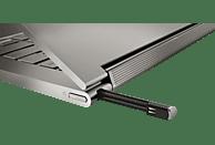 LENOVO Yoga C930, Convertible mit 13.9 Zoll Display, Core™ i7 Prozessor, 16 GB RAM, 2 TB SSD, Intel® UHD-Grafik 620, Glimmergrau