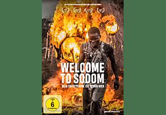 Welcome to Sodom - Dein Smartphone ist schon hier DVD