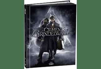 Animales fantásticos: Los crímenes de Grindelwald - Blu-ray 3D + Blu-ray (Digibook)
