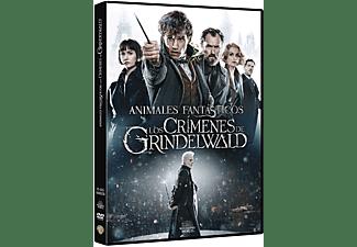 Animales fantásticos: Los crímenes de Grindelwald - DVD