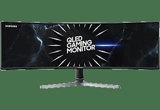 SAMSUNG Gaming Monitor C49RG90 49 Zoll, schwarz (LC49RG90SSUXEN)