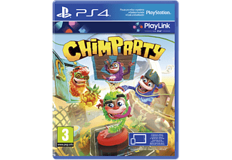 SONY Chimparty, PS4