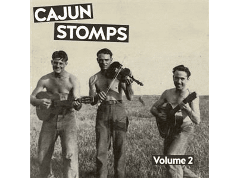 VARIOUS - Cajun Stomps Vol.2 [Vinyl]