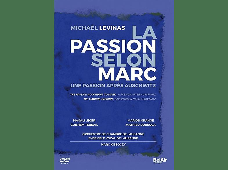 Marc/orchestre De Chambre De Lausanne Kissoczy - La Passion selon Marc [DVD]