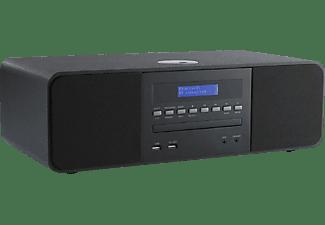THOMSON MIC201DABBT Micro-Kompaktanlage (Schwarz)