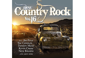 VARIOUS - New Country Rock Vol.16 - (CD)