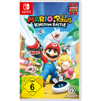Mario + Rabbids Kingdom Battle [Nintendo Switch]