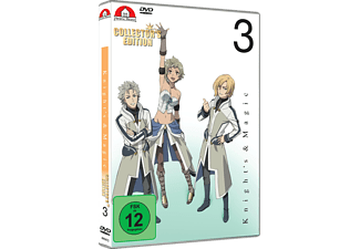 Knight's & Magic - Vol. 3 DVD
