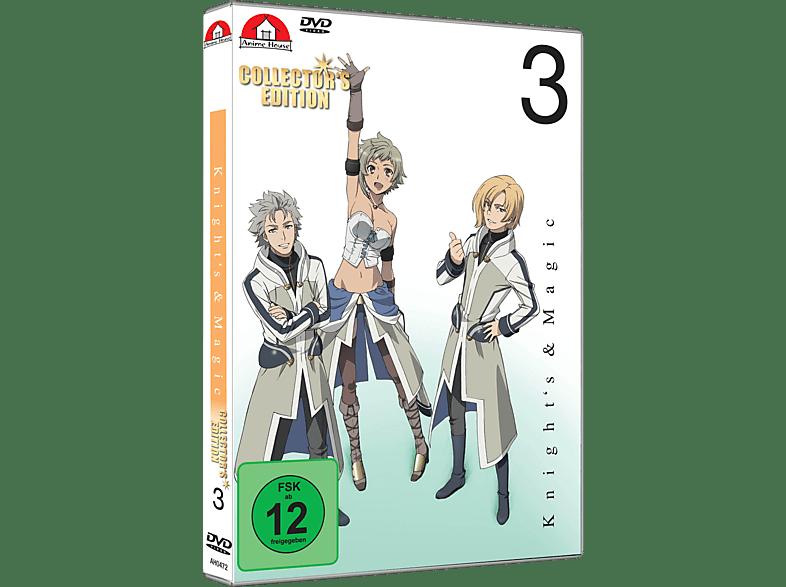 Knight's & Magic - Vol. 3 [DVD]