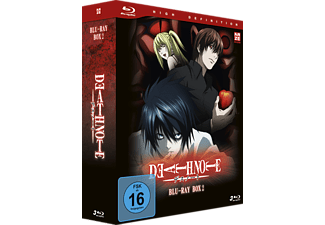 Death Note – Box 2 Blu-ray
