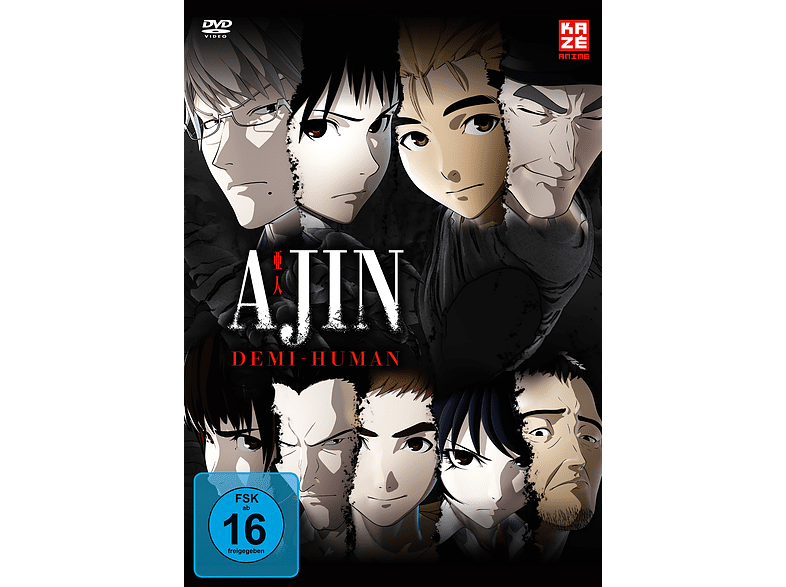 Ajin – Demi-Human – Box 1  [DVD]