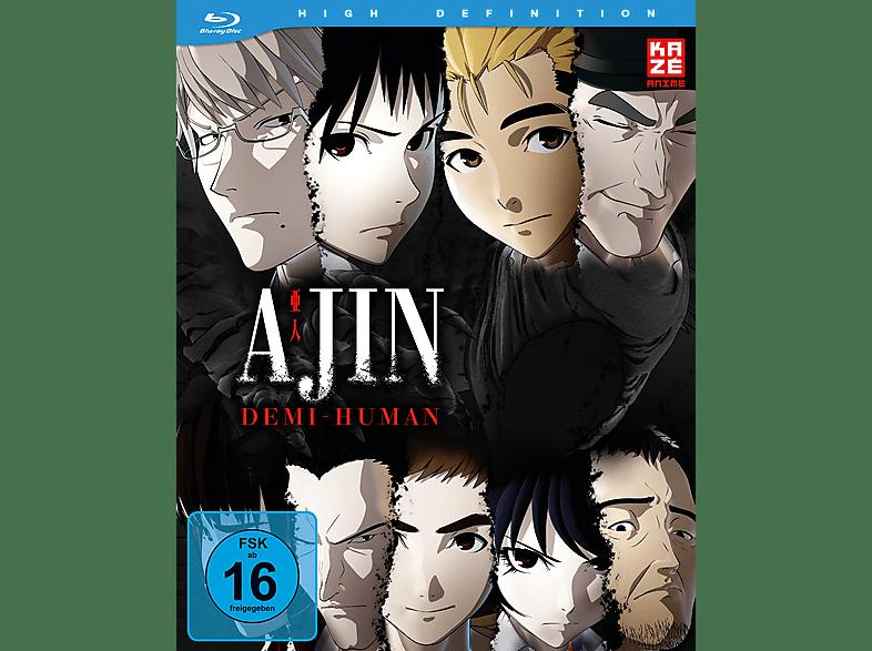 Ajin – Demi-Human – Box 1 [Blu-ray]
