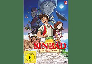 Die Abenteuer des jungen Sinbad – Die Trilogie DVD