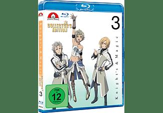 Knight's & Magic - Vol. 3 Blu-ray