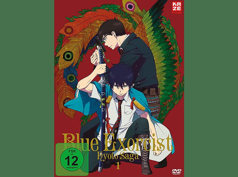 Blue Exorcist: Kyoto Saga - Staffel 2 - Box 1 [DVD]