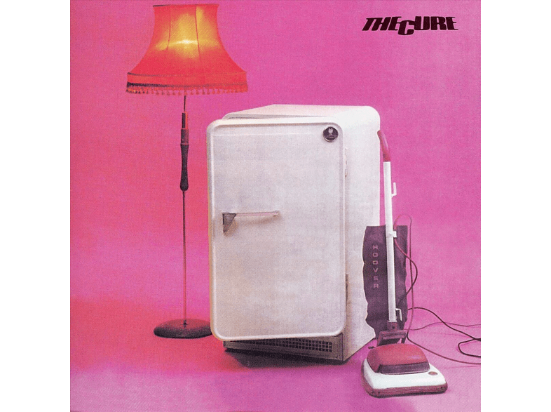 The Cure - Three Imaginary Boys (Remastered) CD