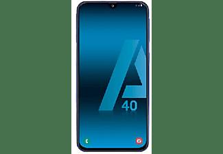"Móvil - Samsung Galaxy A40, Azul, 64 GB, 4 GB RAM, 5.9"", Samsung Exynos, 3100 mAh, Android"