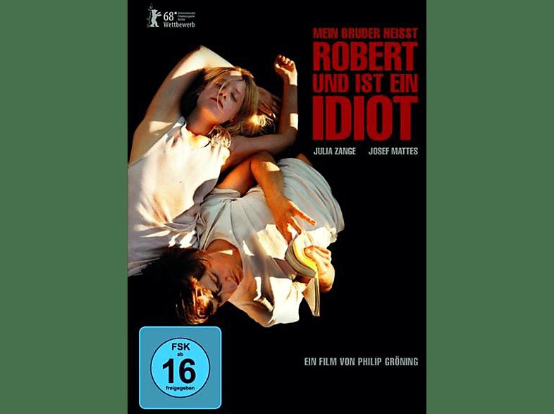Mein Bruder heißt Robert und ist ein Idiot [DVD]