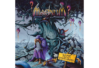 Magnum - Escape From The Shadow Garden - (LP + Bonus-CD)