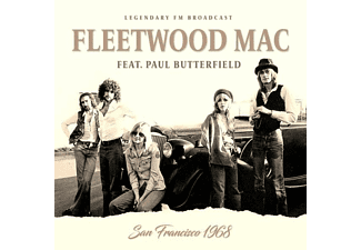 Fleetwood Mac feat. P.Butterfield - San Francisco 1968 - (CD)