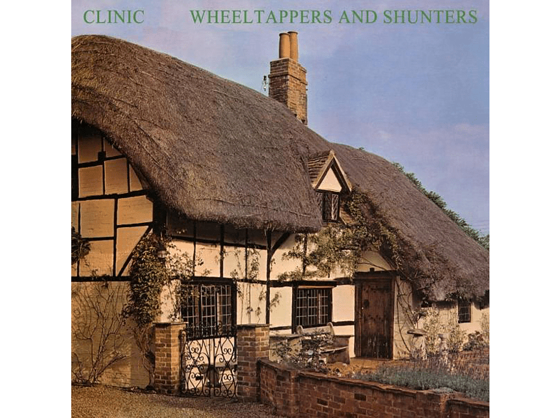 Clinic - Wheeltappers And Shunters (LP+MP3) [LP + Download]